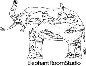 ERS-Logo_Elephant-Room-Studio-animation-Logo-elephant-oxpecker-clouds-stars