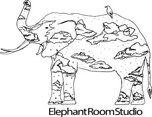 ERS-Logo_Elephant-Room-Studio-animation-Logo-elephant-oxpecker-clouds-stars